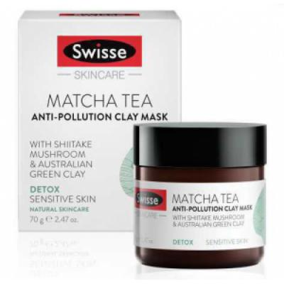Swisse Matcha Tea Mask抹茶面膜 70g