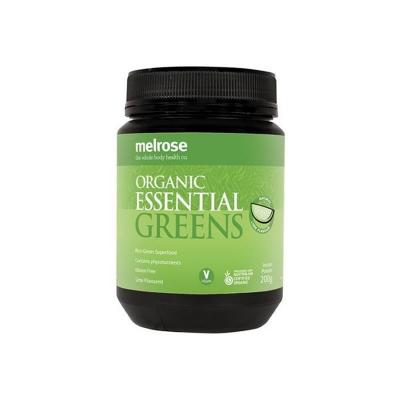 Melrose全能绿瘦子 200g Organic Essential Greens 2022/10